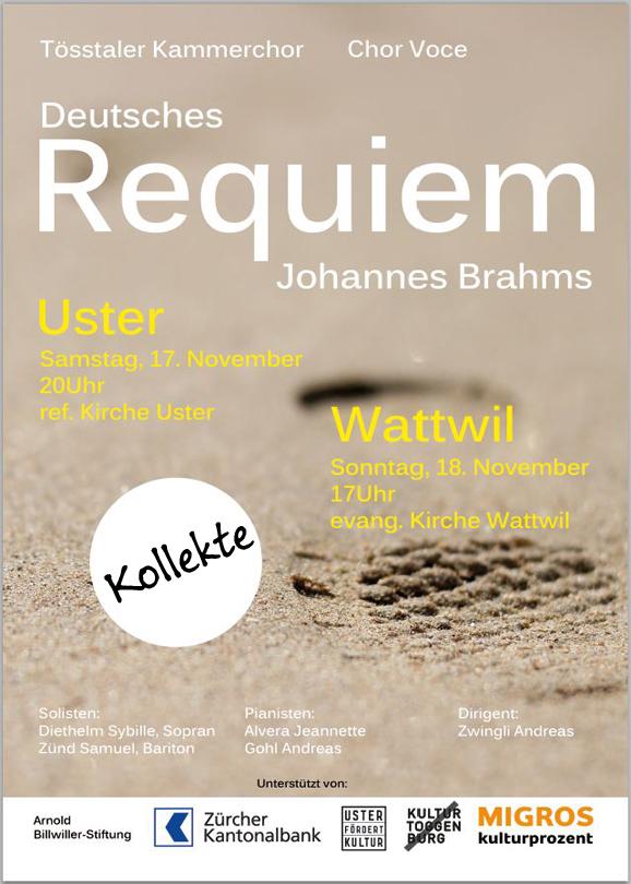 2012 Brahms Requiem