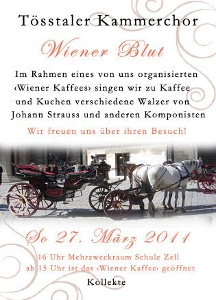2011 Wiener Blut