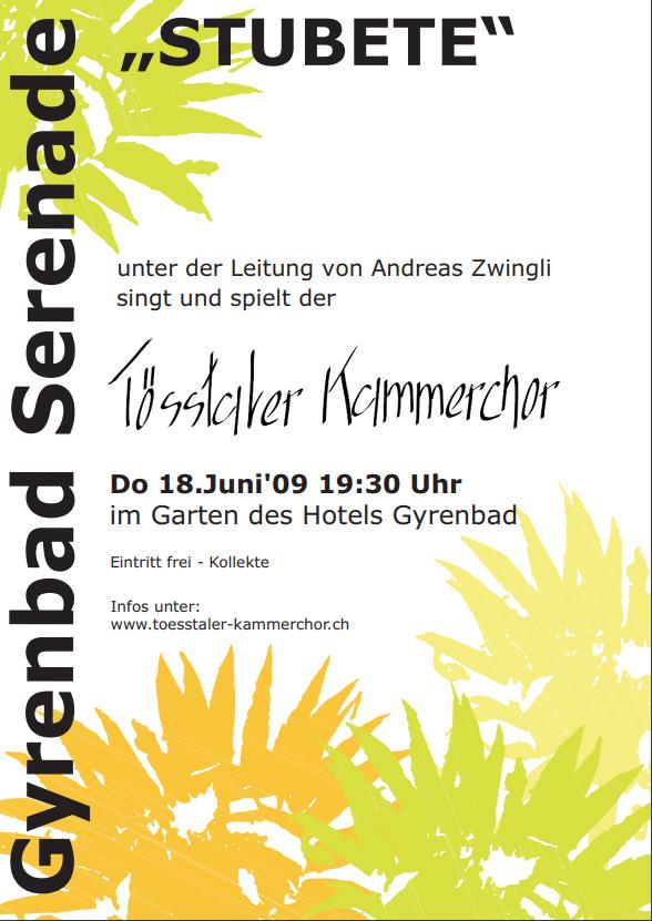 Gyrenbad-Serenade_Stubete_2009