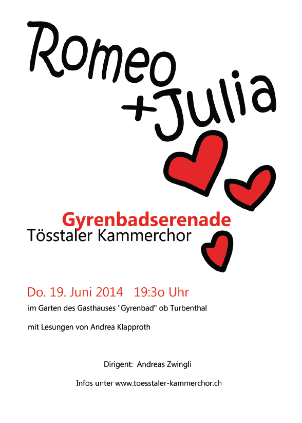 2014 Romeo und Julia