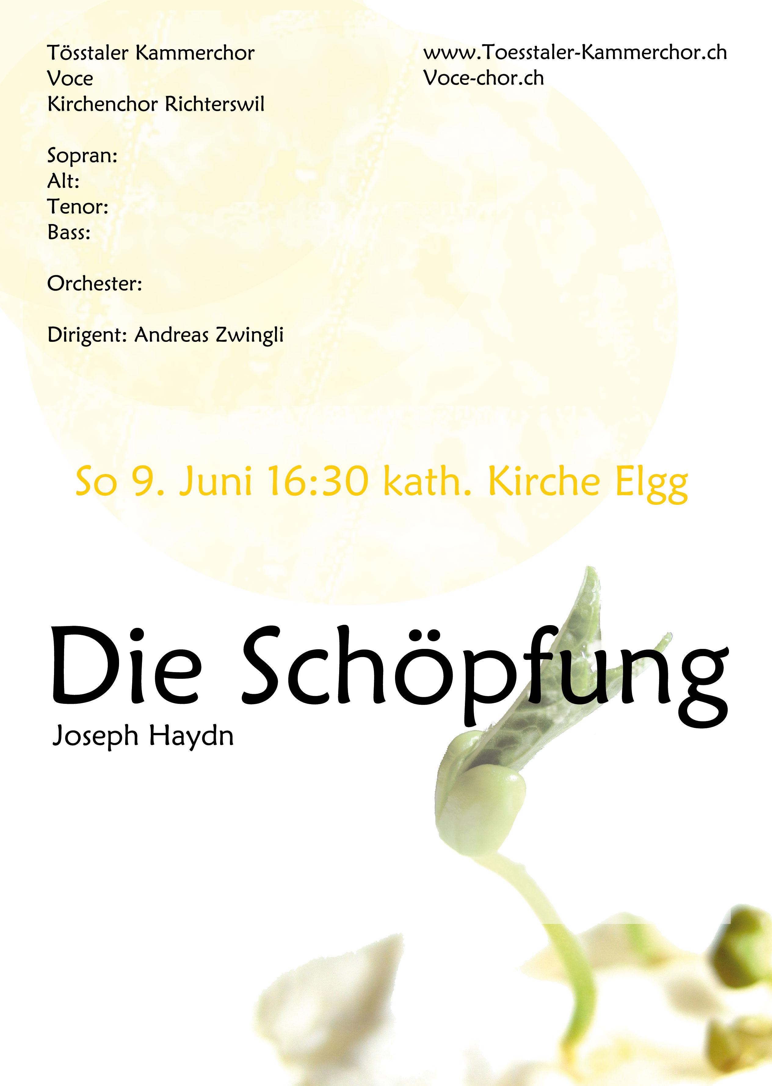 2013 Schöpfung