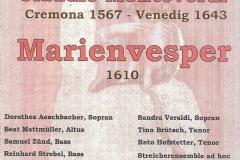 Marienvesper 2004