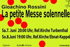 2008 Rossini, La Petite Messe Solennelle